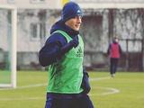 Назарий Русин уже тренируется с «Легией» (ФОТО)