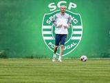 Лиссабонский «Спортинг» возобновил тренировки