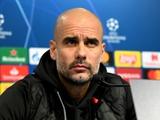 Гвардиола: «Манчестер Сити» нужна перестройка»