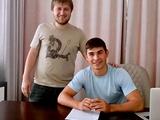 Малиновский подписал новый контракт с «Генком»