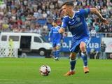 Беньямин Вербич: «Очень рад и горд играть в «Динамо»