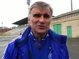 Виктор Хлус: «Динамо» с «Ювентусом» сядет в глубокую оборону, и будет 1:0 в нашу пользу»