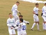 «Заря U-21» — «Динамо U-21» — 1:1. ВИДЕОобзор