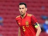 Бускетс заразился коронавирусом. Против Литвы сыграет молодежная сборная Испании