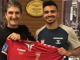 «Вайле» объявил о подписании контракта с Сергеем Гринем
