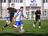«Заря U-21» — «Динамо U-21» — 1:3. Обзор матча, ВИДЕО