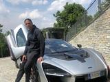 Роналду купил McLaren Senna стоимостью около 1 млн евро (ФОТО)