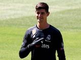 «Реал» опубликовал заявление о заболевании Куртуа