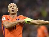 Арьен Роббен завершил выступления за сборную Нидерландов