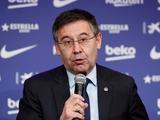 Бартомеу: «Барселона» еще четырежды заслуживала выиграть Лигу чемпионов»