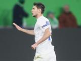 Роман Яремчук: «В настоящий момент я игрок сборной Украины. Точка»