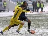 «Черноморец» — «Карпаты» — 0:0. После матча. Фролов: «Второй день идет снег. Мало содержательного футбола»