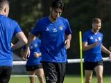 Карлос Самбрано никак не может дебютировать в «Базеле»
