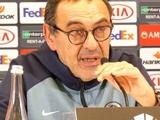 Маурицио Сарри: «Челси» проводит хороший сезон»