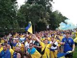Швеція - Україна. 11 хоробрих сердець !