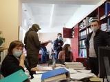 Пик эры законности 2 или как обыскивают центр Довженко