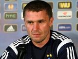 Сергей РЕБРОВ: «Любая потеря очков чревата невыходом из группы»
