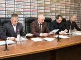 Самопровозглашенная Федерация футбола Полтавщины раздает должности под «крышей» ФФУ