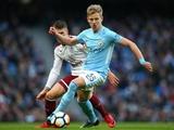 Зинченко помог «Манчестер Сити» выбить «Бёрнли» из Кубка Англии (ВИДЕО)