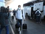 Легионеры сборной Украины начали покидать расположение национальной команды в Швейцарии