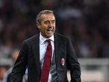 Официально. «Милан» уволил Джампаоло