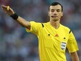 Сергей Бойко обслужит матч Лиги наций Казахстан — Андорра