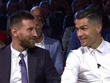 Роналду: «Закончилось ли наше соперничество с Месси? Оно только начинается»