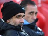 Гвардиола не будет наказан за свое поведение в игре с «Ливерпулем»