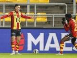 Марьян Швед забил свой дебютный мяч за «Мехелен». Его гол стал победным (ВИДЕО)
