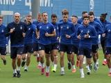 На первом сборе «Динамо» будет работать в составе 28 футболистов (СПИСОК)