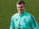 Кроос: «Игроки «Реала» ехидно отпраздновали поражение «Барселоны» со счетом 2:8»