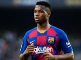 Фати готов продлить контракт с «Барселоной»