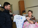 ФК «Динамо» снова передал помощь раненым воинам