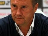 Александр Хацкевич: «Не хватило свежести и исполнения при последнем пасе»