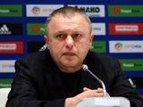 Игорь СУРКИС: «У Реброва такие же условия контракта, как были у Блохина и Семина»