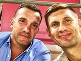 «Нож в спину». Евгений Левченко — о возможном уходе Андрея Шевченко в «Милан»