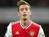 «Арсенал» хочет расторгнуть контракт с Эзилом
