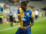 СМИ: У «Динамо» появился конкурент в подписании нападающего сборной Кот-д'Ивуара