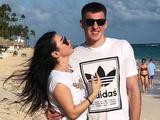 Артем Беседин с травмой отдыхает на Карибах (ФОТО)
