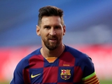 «Барселона» не хочет отдавать никому 10-й номер Месси в этом сезоне