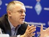 Игорь Суркис: «Вселяет оптимизм, что Луческу умеет работать с молодежью, раскрывать её потенциал»