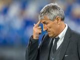 Официально. Кике Сетьен уволен с должности главного тренера «Барселоны»