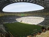 На гданьском стадионе прошел первый матч