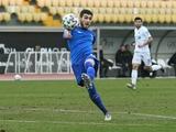 Георгий Цитаишвили — лучший футболист Украины 2019 года в категории U-19