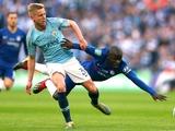 Зинченко начал две из трех голевых атак «Манчестер Сити» в матче с «Челси» (ВИДЕО)