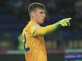 СМИ: «Интер» подпишет Лунина и отдаст его в аренду в «Болонью»