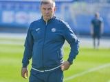 Игорь Климовский: «У трех наших игроков коронавирус не подтвердился. Начинаем готовиться к матчу с «Ворсклой»