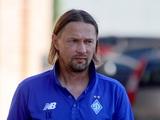 Игорь Костюк: «Договорились с Михайличенко, что Цитаишвили сыграет за «Динамо U-19»