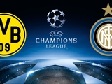 БД  vs Интернационале. Атмосферность футбольной битвы в Дортмунде