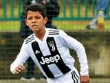 Сын Криштиану Роналду забил 58 голов в 28 матчах за детскую команду «Ювентуса»